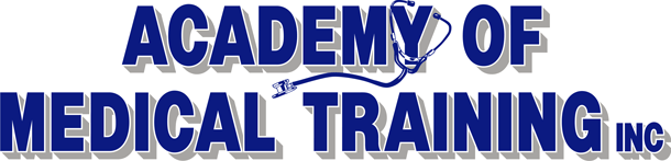 Academy Of Medical Training logo